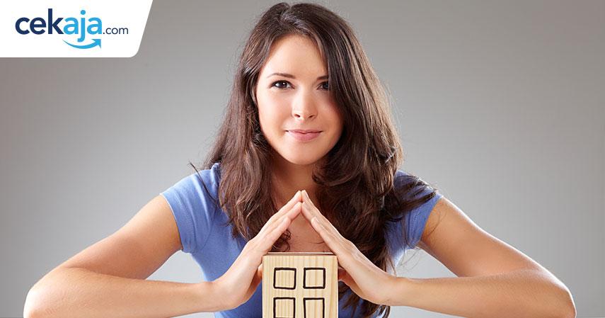 rumah untuk wanita single_KPR - CekAja.com