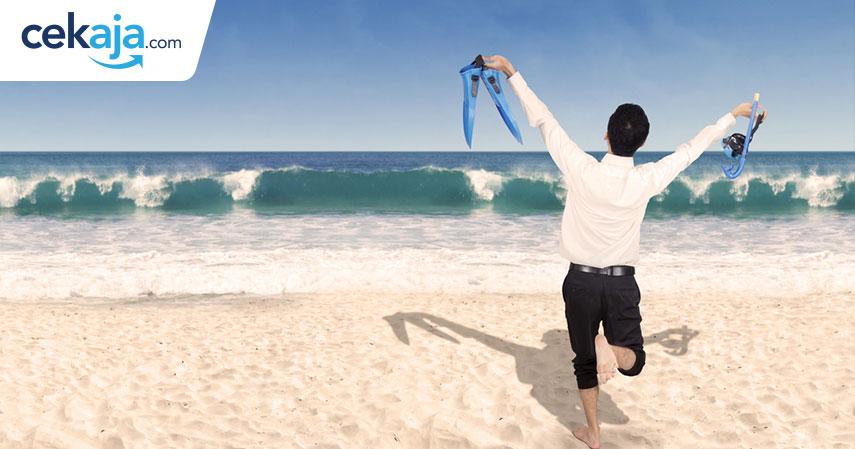 traveling karyawan_asuransi perjalanan - CekAja