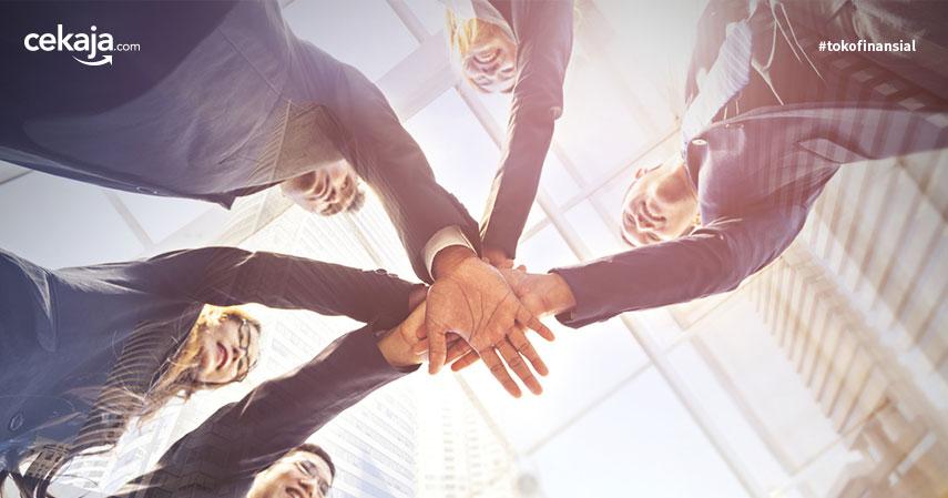 pengusaha sukses _ pinjaman usaha - CekAja.com