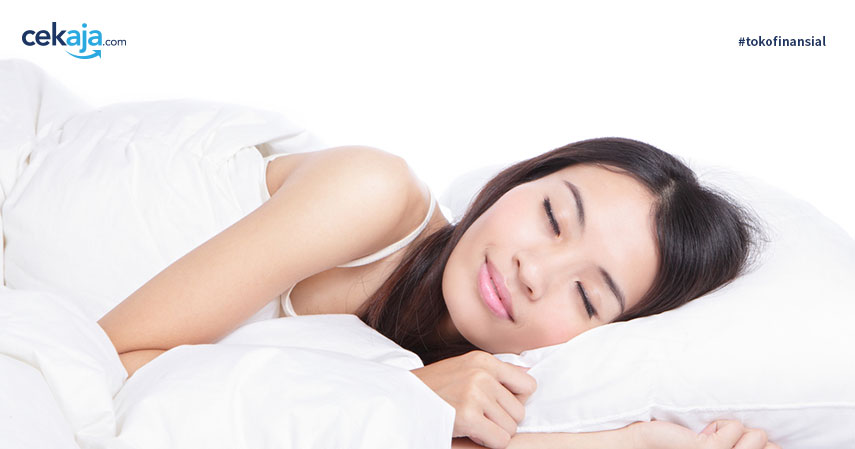 tidur mendengkur_asuransi kesehatan - CekAja.com