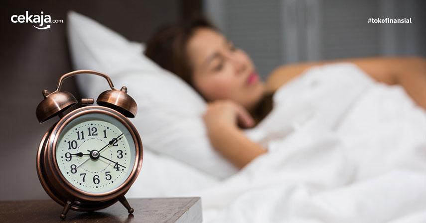 Hati-Hati, Kebiasaan Tidur Siang Bisa Memicu Stroke!