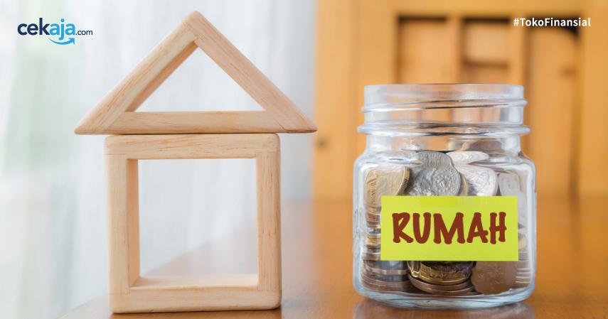 Kiat Mengumpulkan Uang Muka KPR Rumah Seharga Rp350 Juta