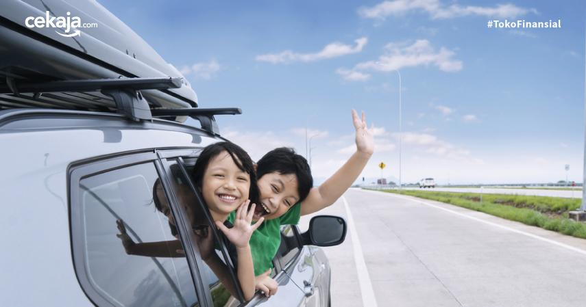 Mudik dengan Mobil, Perhatikan Hal-hal Ini Demi Keselamatan!