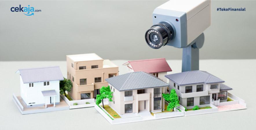 rumah aman ketika mudik _ asuransi properti - CekAja.com