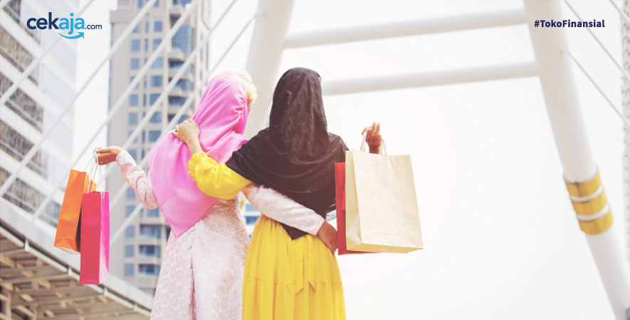 Kebiasaan Belanja Menjelang Lebaran ini Justru Bikin Boros