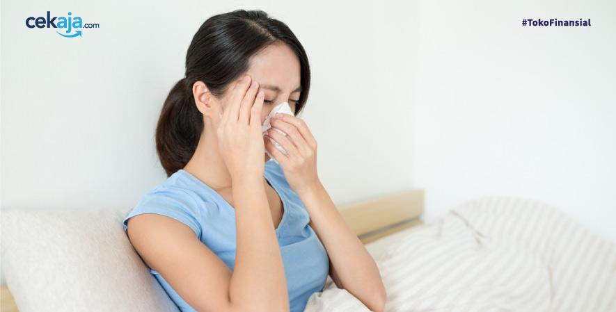 5 Tips Simpel, Murah dan Hemat Agar Terhindar Dari Flu