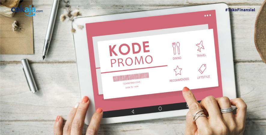 Kumpulan Kode Promo dan Diskon Belanja Online Bulan Ini yang Bisa Kita Manfaatkan