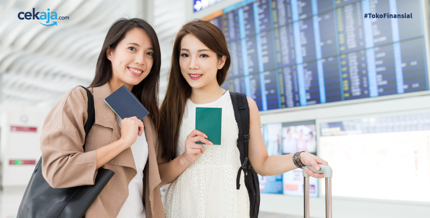 paspor online _ asuransi perjalanan - CekAja.com
