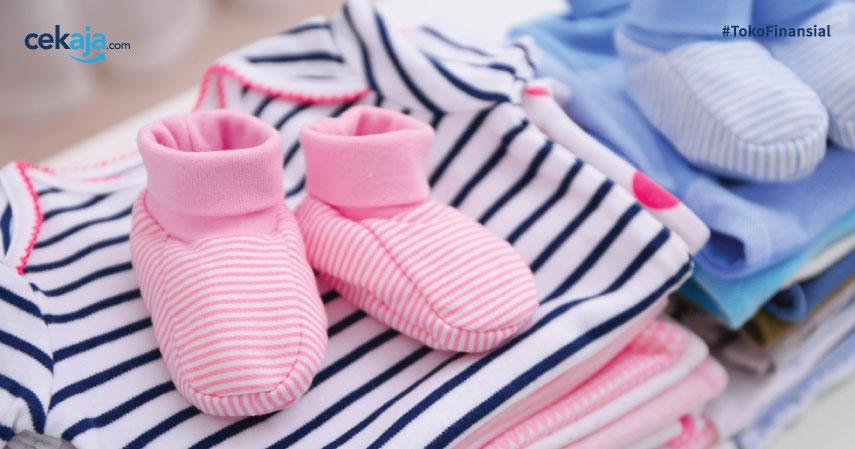 Hitung Bujet Perlengkapan Bayi, Berapa Mesti Disiapkan?