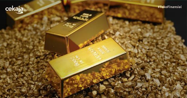 Asyik, Hari ini Harga Emas Antam Naik Rp1.000