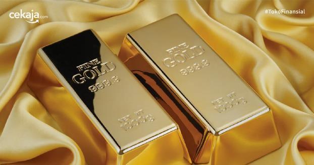 Hari Ini Beli Emas dengan Harga Terendah di Pluang