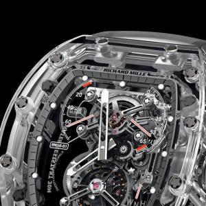 Richard Mille RM 56-02 Sapphire - CekAja