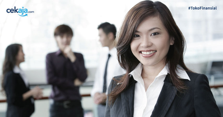 7 Model Baju Kerja Khas Generasi Milenial