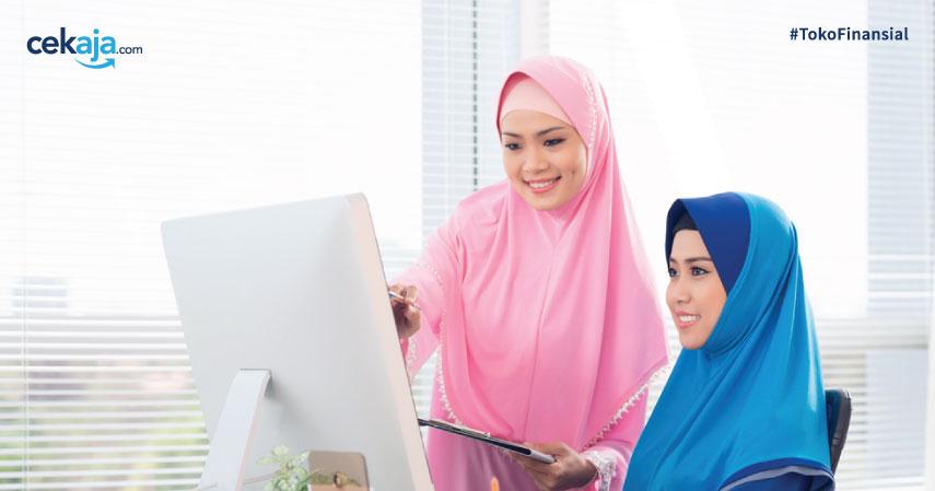 reksadana syariah konvensional - CekAja.com