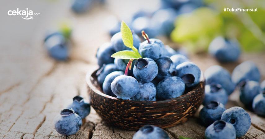 8 Jenis Buah-buahan yang Bermanfaat Meredakan Stres