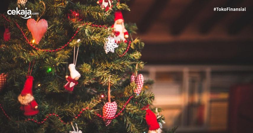 Agar Kantong Tak Jebol Saat Belanja Kebutuhan Natal