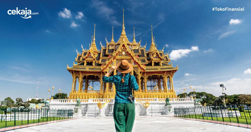 10 Tempat di Bangkok yang Harus Dikunjungi Bila Kamu Hobi Belanja