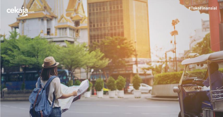 5 Tips Irit Biaya Saat Liburan ke Thailand
