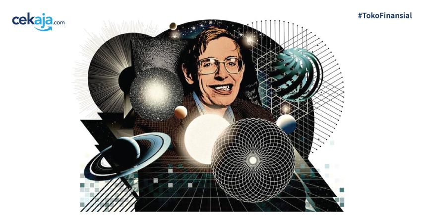 Ilmuwan Juga Bisa Tajir, Cek Kekayaan Stephen Hawking