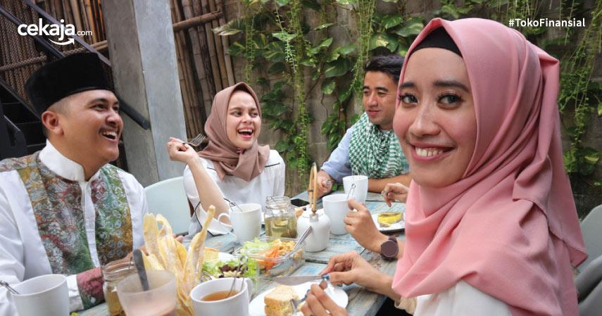 Tradisi Sambut Ramadan, Makan Daging Hingga Mandi untuk Menyucikan Diri
