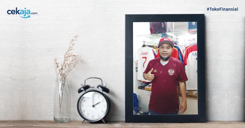 INTERVIEW: Menilik Bisnis Jersey Bola Saat Piala Dunia