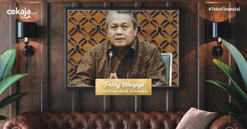 INTERVIEW: Kerja Keras Bank Indonesia Bangkitkan Nilai Tukar Rupiah