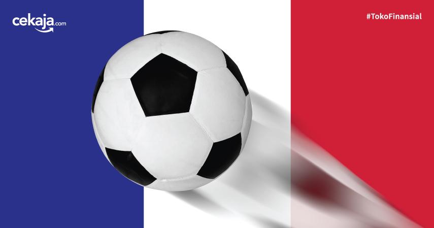 Jadi Juara Piala Dunia, Ini Fakta-fakta Soal Timnas Perancis