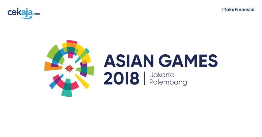 Mantap, Indonesia Gondol 24 Emas di Asian Games 2018
