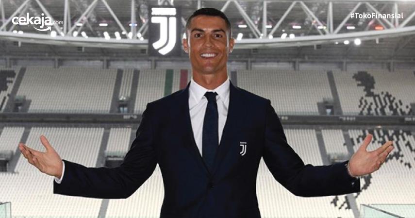 Ronaldo Ternyata Lebih Kaya dari 9 Pengusaha Indonesia Ini