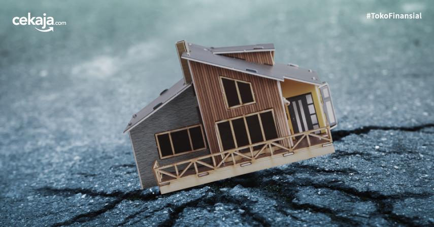 Asuransi Gempa Properti Rumah