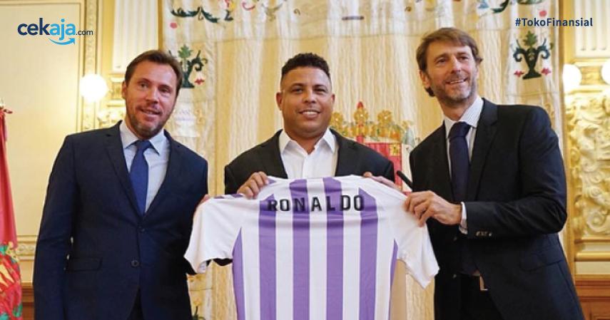 Fakta-fakta Ronaldo, Sang Fenomena yang Memborong Saham Real Valladolid