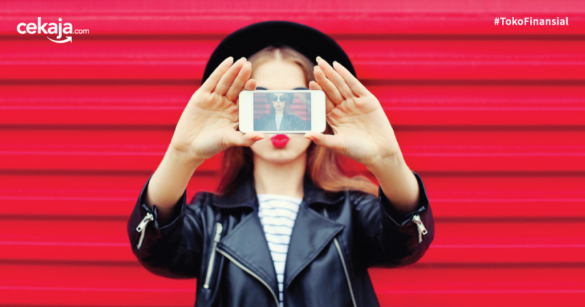 Foto Selfie Instagram