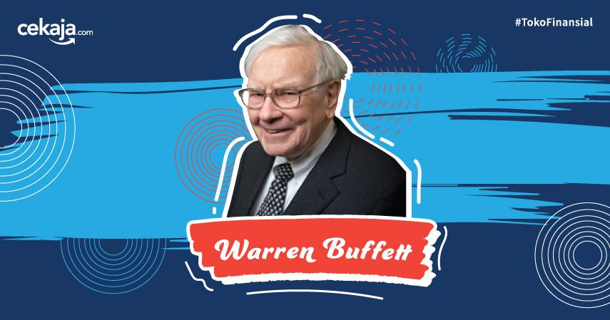Warren Buffett Investasi CekAja