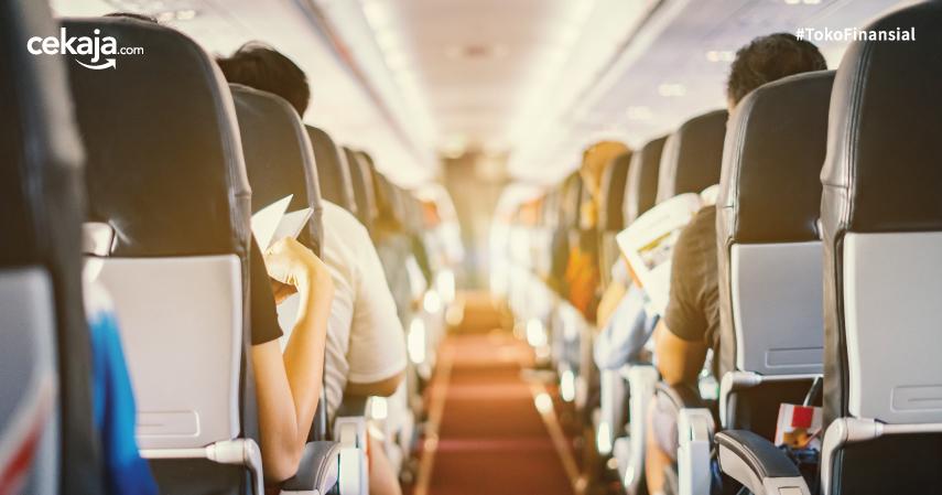 Ini 5 Tips Memilih Maskapai Penerbangan yang aman dan nyaman
