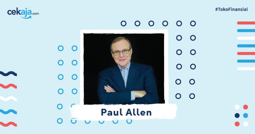 Paul Allen Meninggal, Ini Fakta Menarik Sang Pendiri Microsoft