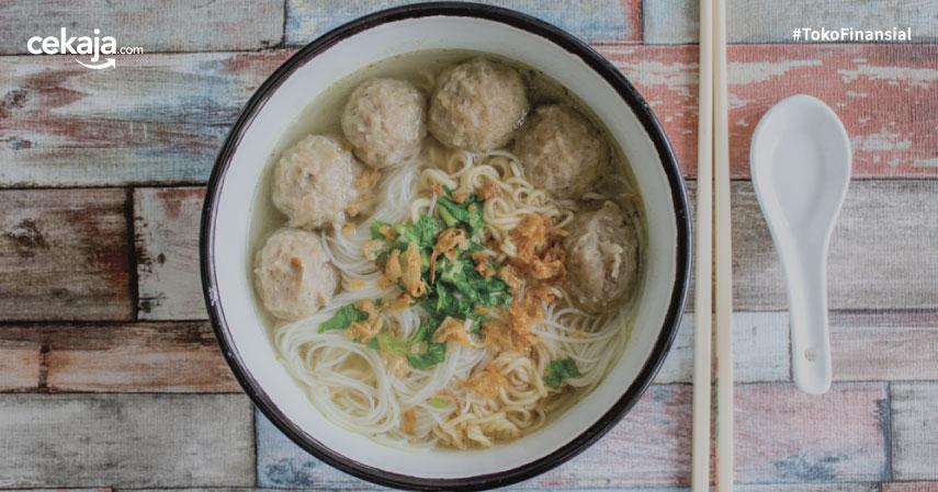 5 Penjual Makanan yang Selalu Kebanjiran Pembeli Saat Lebaran