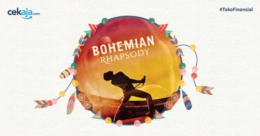 Mengungkap 5 Hal di Balik Layar 'Bohemian Rhapsody'