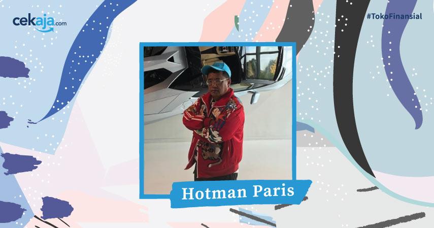 Sukses Jadi Pengacara, Begini Kisah Perjuangan Hotman Paris