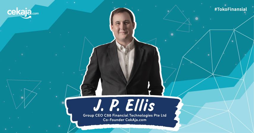 Artikel Newsletter CekAja JP Ellis