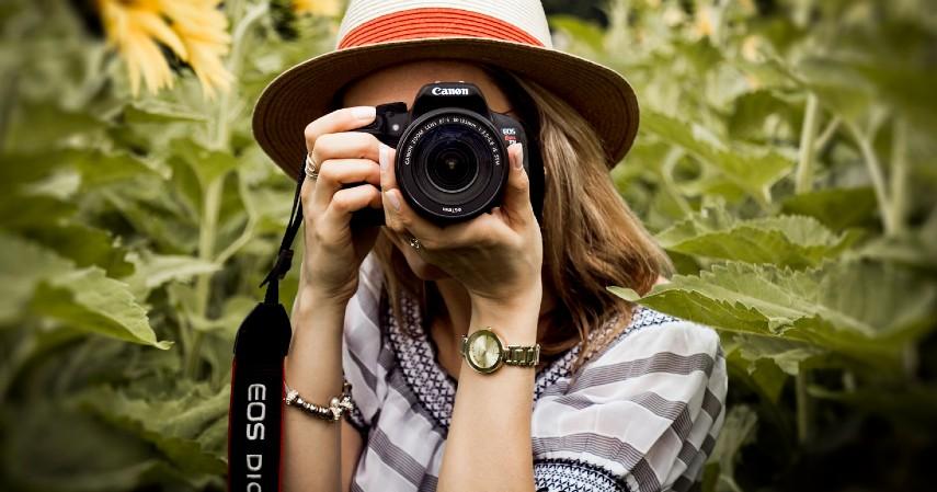 langkah Memperoleh Hasil Foto Memukau - Coba sudut yang baru