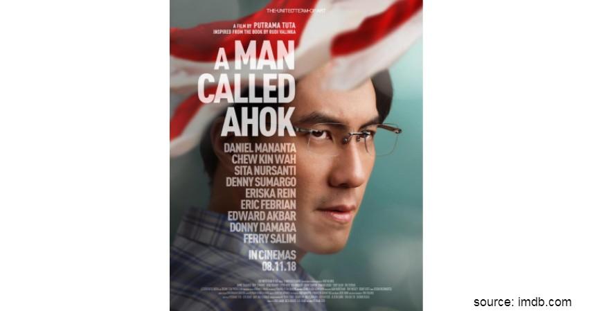Film Terlaris - A Man Called Ahok