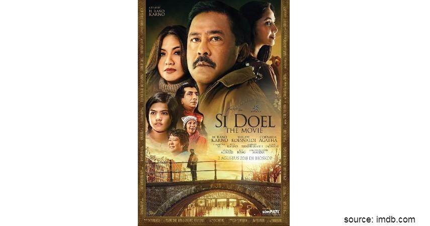 Film Terlaris - Si Doel the Movie