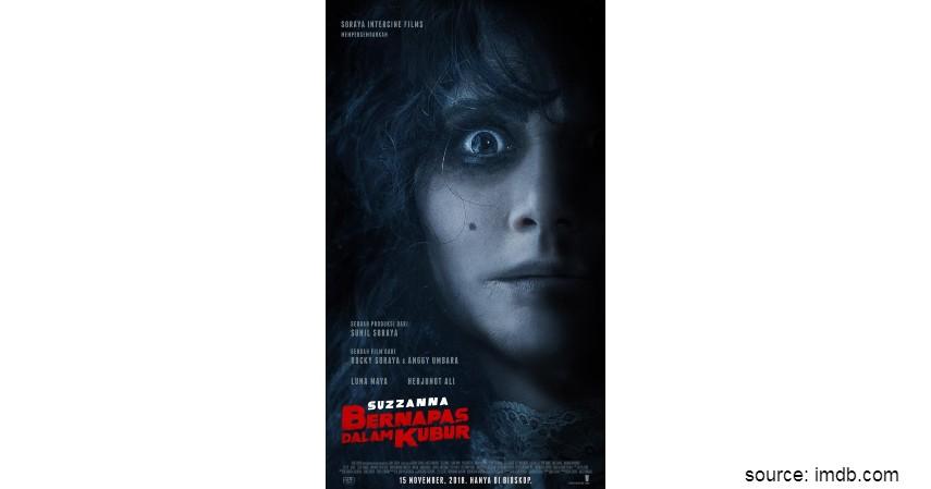 Film Terlaris - Suzzanna_ Bernafas dalam Kubur