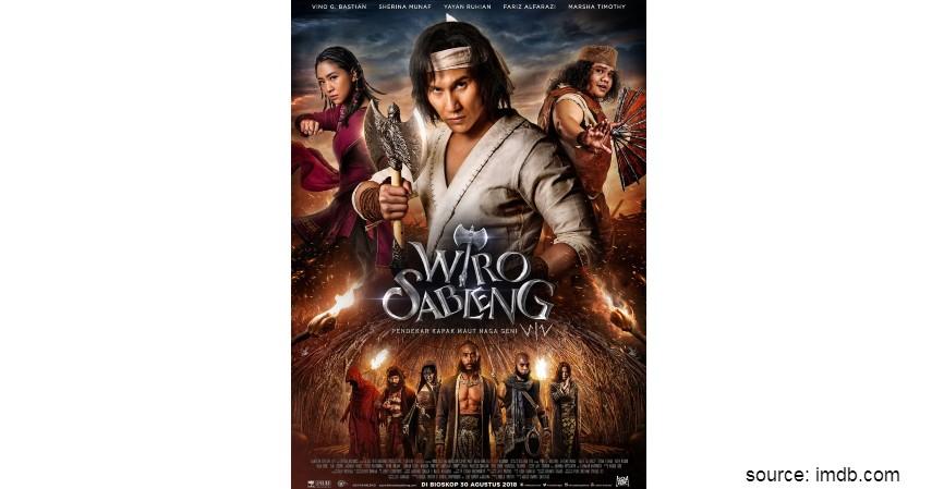 Film Terlaris - Wiro Sableng_ Pendekar Kapak Maut Naga Geni 212
