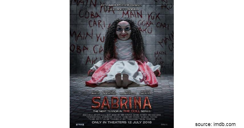 Film Terlaris - sabrina