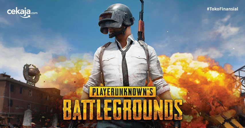 Game PUBG - CekAja