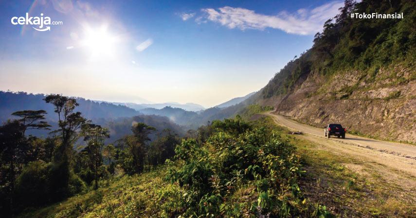 5 Fakta Tentang Jalan Trans Papua