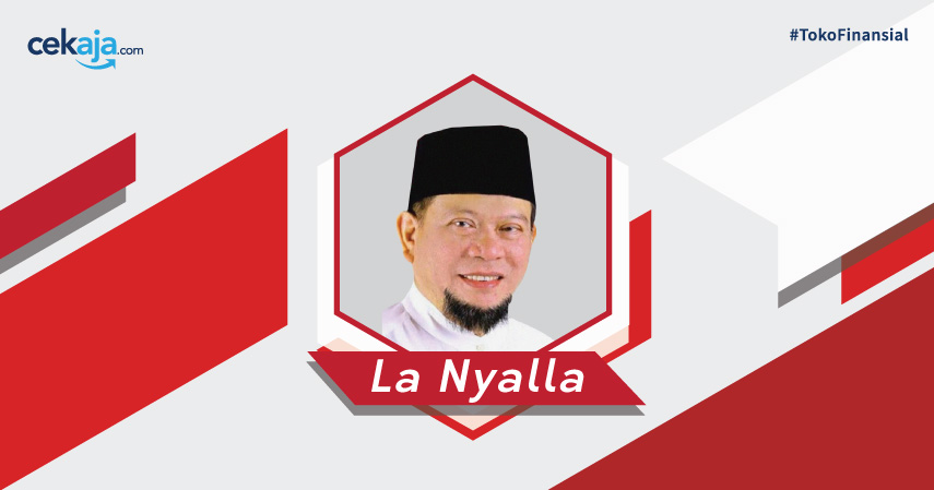 La Nyalla - CekAja