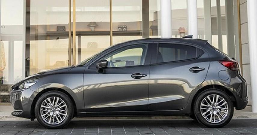 Mazda 2 hatchback terlaris 2018