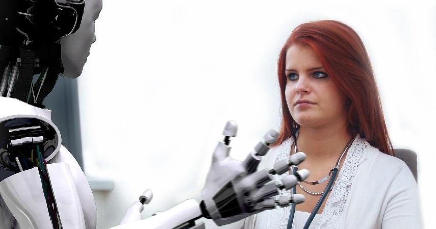 Robot Sosial - Ini 5 Tren yang Bakal Ramai di 2019